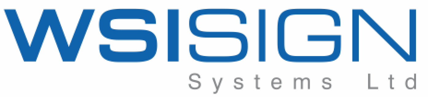 WSI Signs